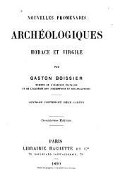Nouvelles promenades archéologiques: Horace et Virgile