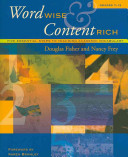 Word Wise and Content Rich  Grades 7 12 PDF
