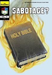 Sabotage?