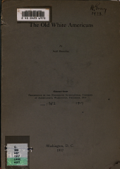 The Old White Americans