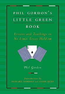 Phil Gordon s Little Green Book Book