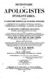 Encyclopédie théologique: ou, Série de dictionnaires sur toutes les parties de la science religieuse ... t. 1-50, 1844-1862; nouv, sér. t. 1-52, 1851-1866; 3e sér, Volume39