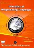 Principles of Programming Languages PDF