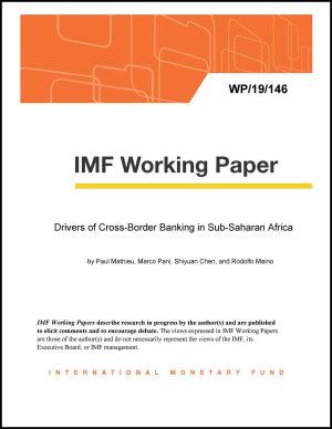 Drivers of Cross-Border Banking in Sub-Saharan Africa