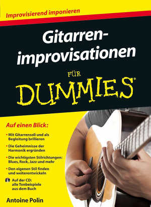 Gitarrenimprovisationen f  r Dummies PDF