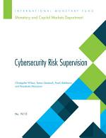 Cybersecurity Risk Supervision
