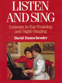 Listen and Sing Book