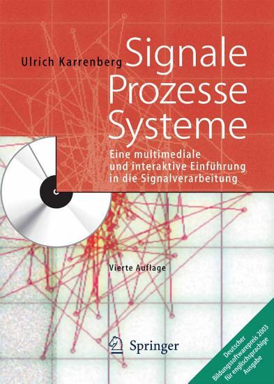 Signale   Prozesse   Systeme PDF
