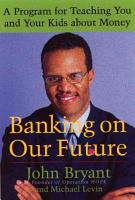 Banking on Our Future PDF