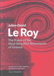 The Ruins of the Most Beautiful Monuments of Greece PDF