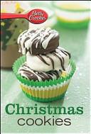 Betty Crocker Christmas Cookies  Target Edition