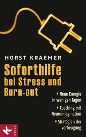 Soforthilfe bei Stress und Burn-out: Neue Energie in wenigen Tagen – Coaching mit Neuroimagination – Strategien der Vorbeugung
