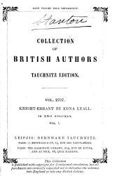 Knight-errant: Volume 1