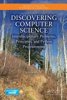 Discovering Computer Science PDF