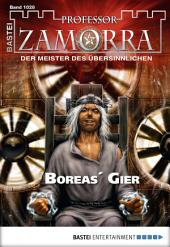 Professor Zamorra - Folge 1028: Boreas' Gier