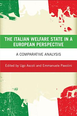 The Italian Welfare State in a European Perspective PDF