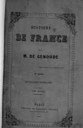 Histoire de France: Volume0