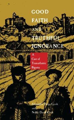 Good Faith and Truthful Ignorance