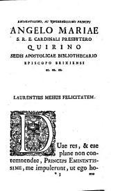 Leonardi Bruni Arretini Epistolarum libri VIII