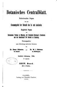 Botanisches Centralblatt PDF