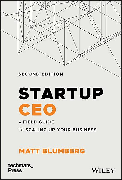 Download Startup CEO Book