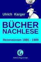 B  chernachlese  Rezensionen 1985   1989 PDF