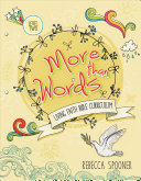 More Than Words  Level 2 Book