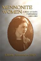 Mennonite Women PDF