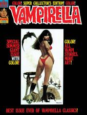 Vampirella Magazine #55