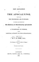 A New Exposition of the Apocalypse PDF