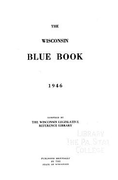 Wisconsin Blue Book  1946 PDF
