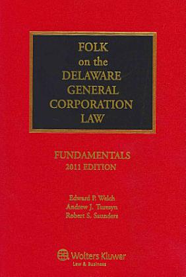 Folk on the Delaware General Corporation Law  Fundamentals PDF