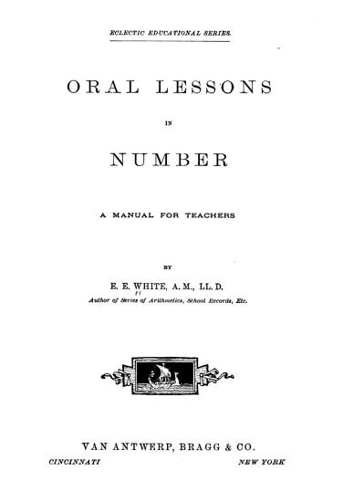 Oral Lessons in Number PDF