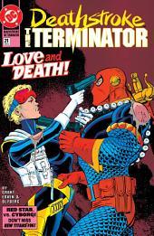 Deathstroke (1994-) #21