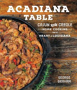 Acadiana Table Book