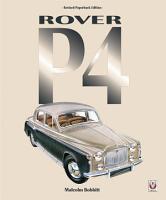 Rover P4 Series PDF