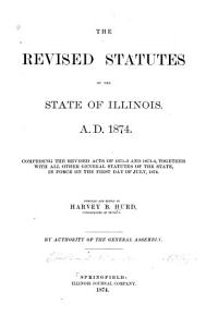 The Revised Statutes of the State of Illinois PDF
