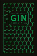 The Little Black Book Of Gin Cocktails Book PDF