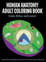 Human Anatomy Adult Coloring Book PDF