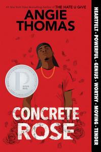 Concrete Rose Book