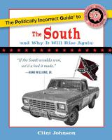 The Politically Incorrect Guide to The South PDF
