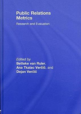 Public Relations Metrics PDF