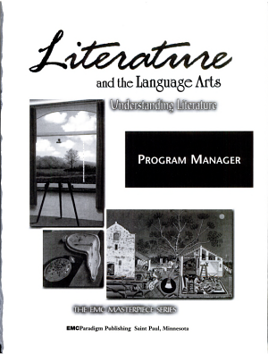 Literature and the Language Arts PDF