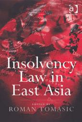 Insolvency Law in East Asia