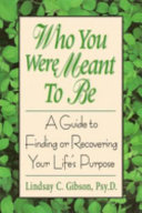 Download Who You Were Meant to Be Book