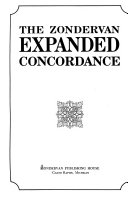 The Zondervan Expanded Concordance PDF