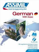 ASSIMIL - German with ease (Lehrbuch + 4 Audio-CDs)
