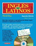 Ingles Para Latinos  Nivel Dos Level 2 PDF