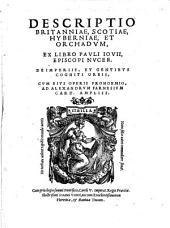 Descriptio Britanniae