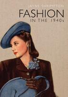 Fashion in the 1940s PDF